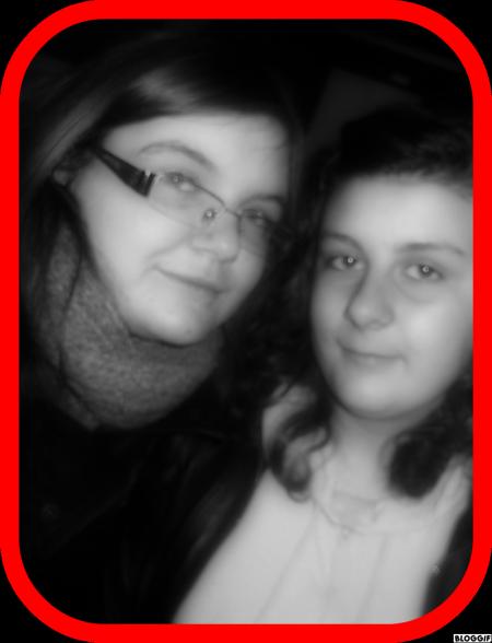 Ma meilleure amie, plus que ma vie, ma raison de vivre (l)