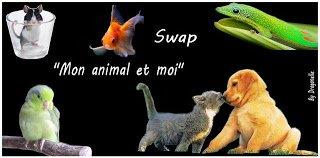 Swap Mon animal et moi