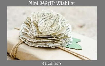 Mini swap wishlist 4e edition