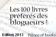 100 livres préférés des blogueurs édition 2013