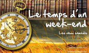 Le temps d'un week-end # 4