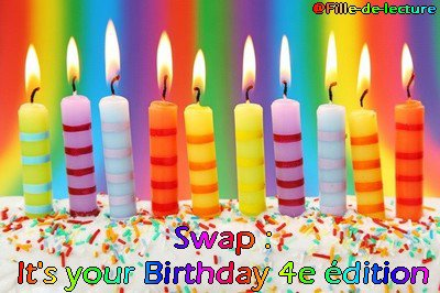 Swap It's your Birthday 4e édition