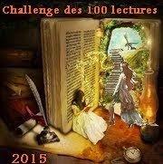 Challenge 100 lectures en 2015