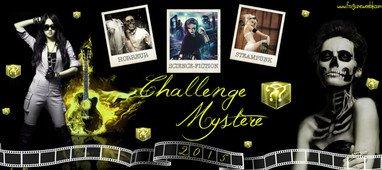 Challenge Mystère 2015