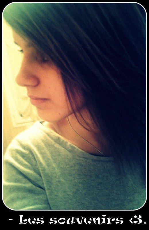 - Les souvenirs <3.