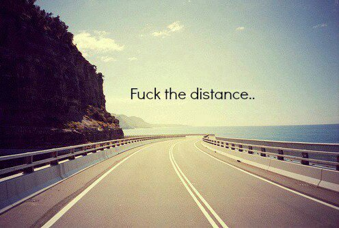 #La distance...