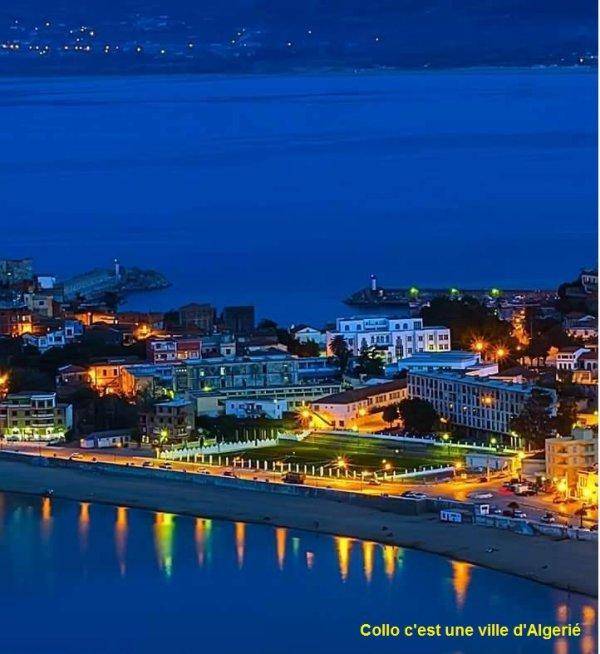 Collo ville touristique d'Algerié
