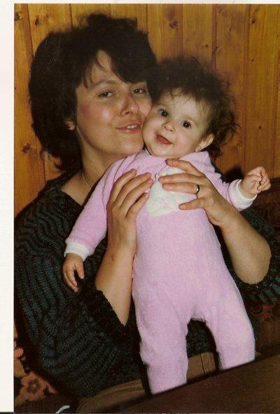 Il y a 27 ans , ma fille et moi