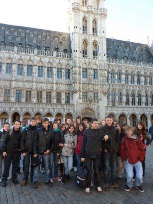 Voyage à Bruxelles ;)