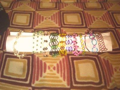 Mes Bracelets<3<3<3