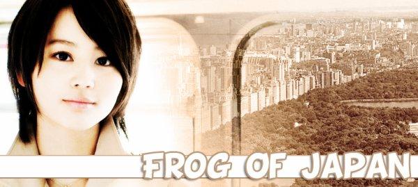 Frog Of Japan : Infos