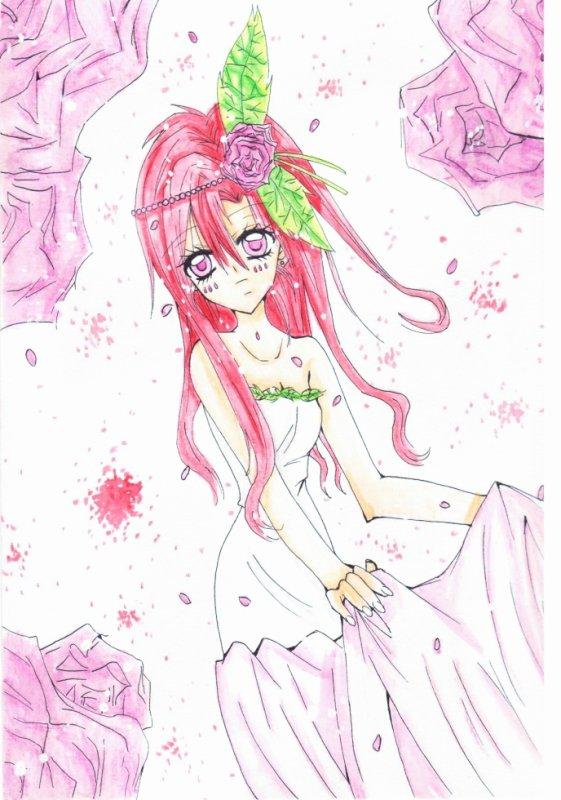 Mon manga : La vie en rose