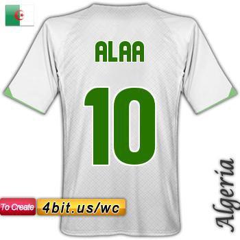 mon pays algeria