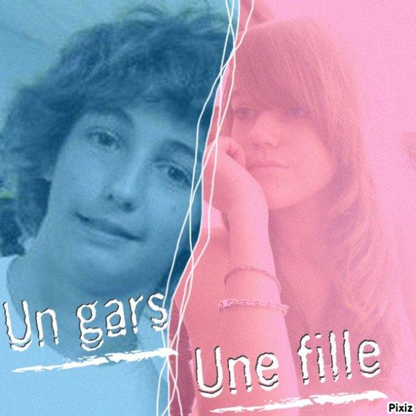 Lui et Elle _  <3