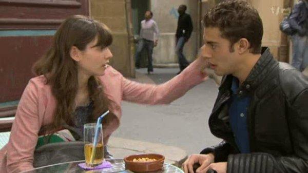 → Actualité [MAJ :  26 Avril 2011]  Ophélie est amoureuse d'Abdel ! Est-t-elle un danger dans le couple Barbara / Abdel ? PlusBelleLaVie-Le-Mag©