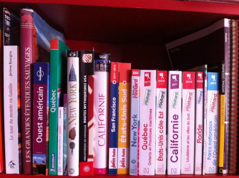 ma bibliothèque privée
