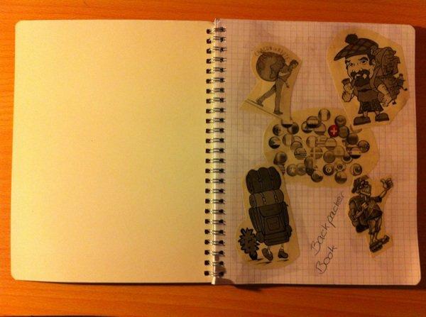 Mon BackpackerBook