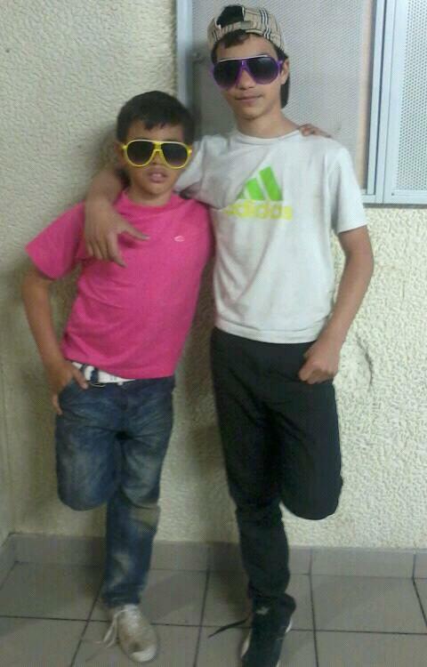 moi et mon cousin manny