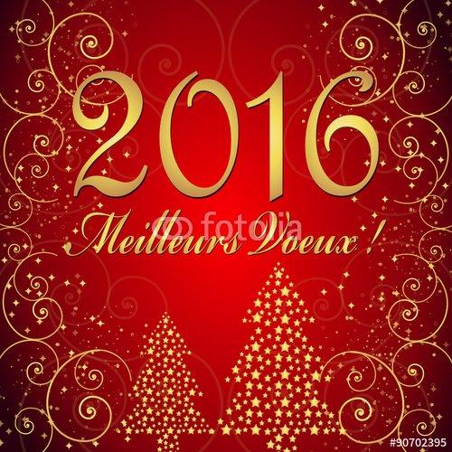 Bonne année mes amis
