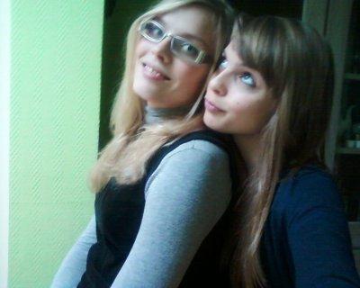 moi et ma soeurette :)