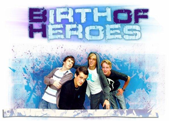 Une nouveauté , une évolution , anciennement Rock Traffic... Birth Of Heroes !!