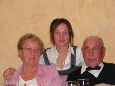 Mes grands parents !!!!