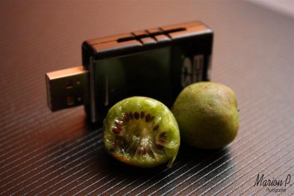 Petite Devinette ... Quel est le nom de ce fruit ???