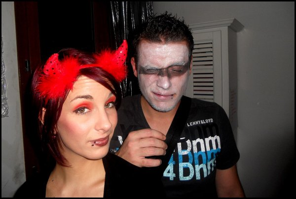 Halloween Party 2010.