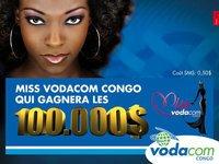 Miss Vodacom Congo