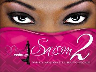 *Miss Vodacom Saison II