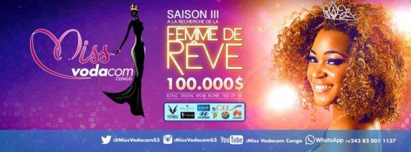 Miss Vodacom Saison 3 est de retour sur vos écrans