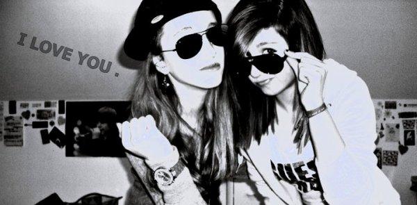 ; Solene & Emilie♥