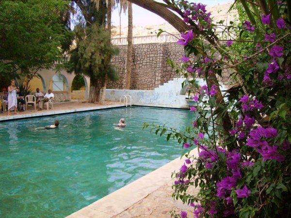 313 - La piscine de Béni Abbès
