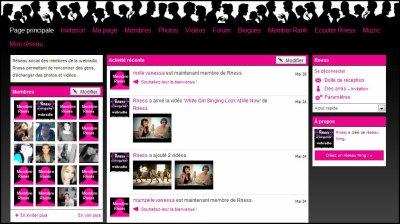 Crée ton profil sur Rness, échange des vidéos, des musiques, rencontre du monde...