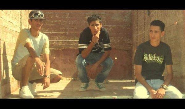 Mixtape (Men Ga3 Jnab) / Bad Mn & Master X & Flow Reda -l'3azzy l'z3er Mrad  (2012)
