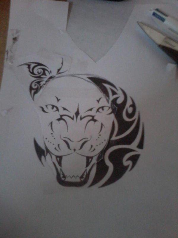 mon projet tatoo
