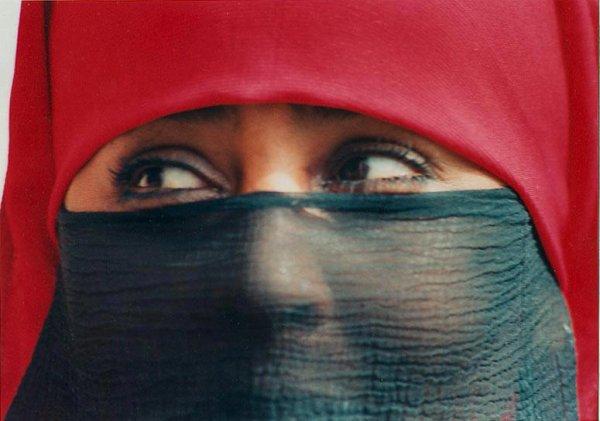 النقاب المغربي