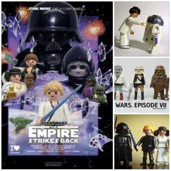 Star Wars en Playmobil