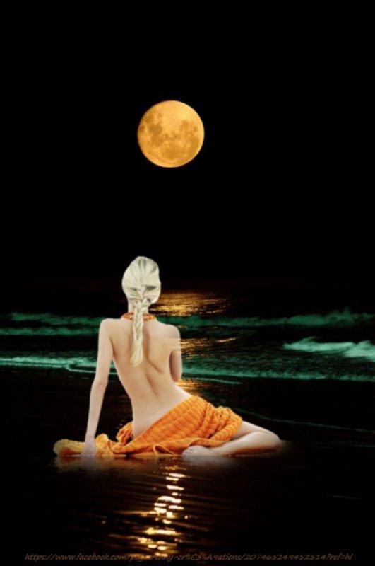 bain de lune