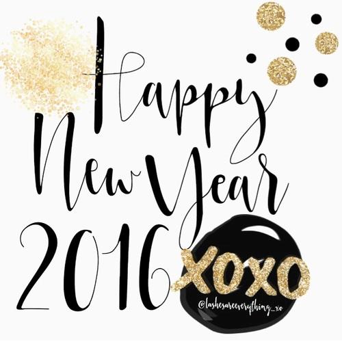 Revenons à mon année 2015 ! Une année pleine d'émotion