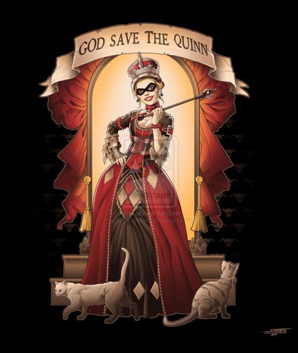Queen of the heart !