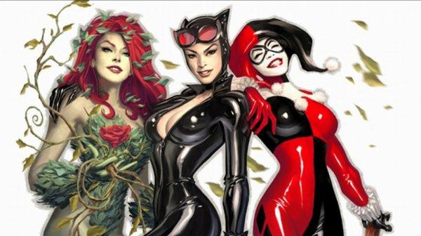 le trio d'enfer