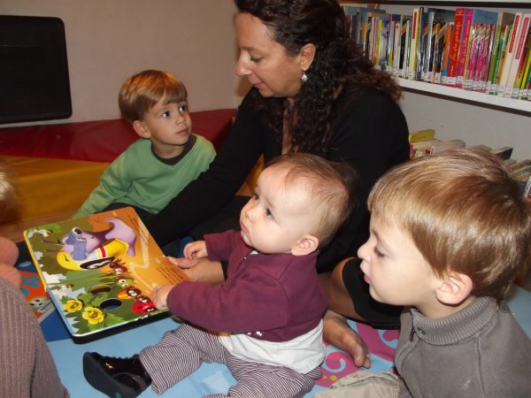 les bébés lecteurs
