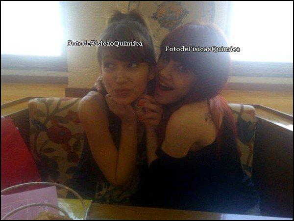 Úrsula Corberó et Angy Fernandez ! ♥