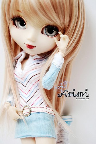Pullips : Cutee !