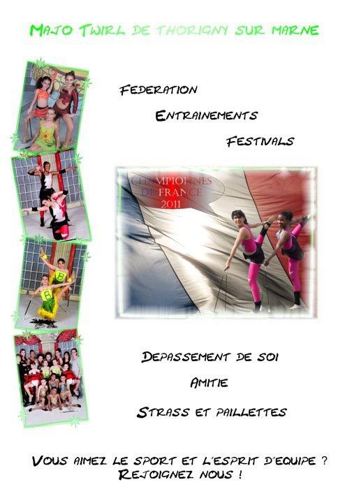AFFICHE RENTREE 2011