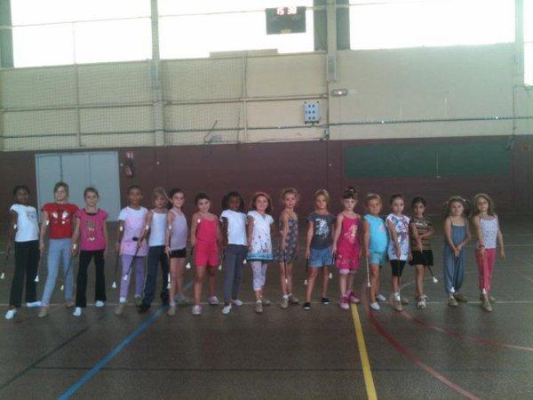 Les Petites 2011-2012