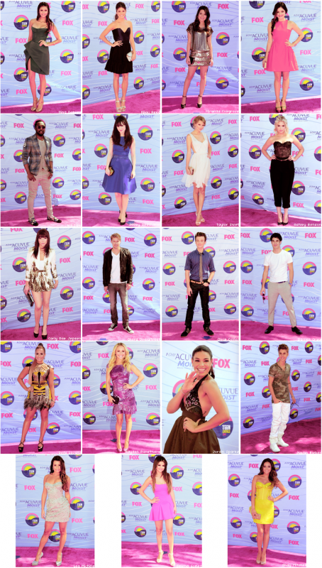 Teen Choice Award 2012.