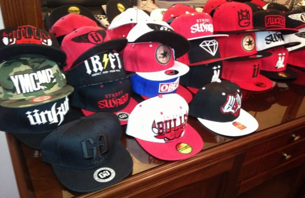 ♥ MeS CaSquEtTe sWaG ♥