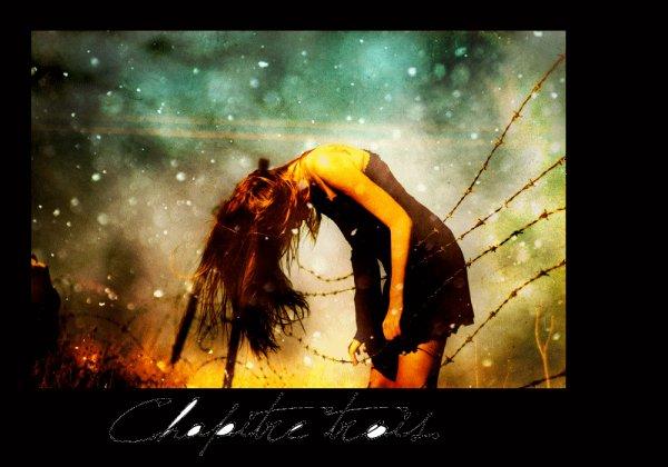 * CHAPITRE 5  of Dreams-you-and-me * * « Tu dit que c'est du suicide ? Je dit que c'est une guerre. Et je perd la bataille. C'est ce que tu appelles l'amour ? C'est une guerre que je ne peux pas gagner. Tout ce que j'ai aimé, est devenu tout ce que j'ai perdu. Chaque seconde, chaque minute, chaque heure, chaque jour, ça ne finit jamais, ça ne finit jamais.. !. »  ~ [ Bring me the horizon. ♥ ]